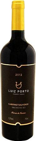 Vinho Tinto Luiz Porto Cabernet Sauvignon 750 ml