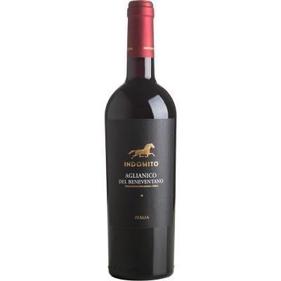Vinho Tinto Italiano Indomito Aglianico Del Beneventano IGT 750 ml