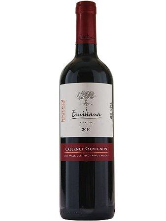 Vinho Tinto Chileno Emiliana Cabernet Sauvignon 750 ml