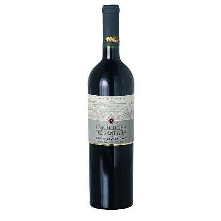 Vinho Tinto Cordilheira de Santana Cabernet Sauvignon 750 ml