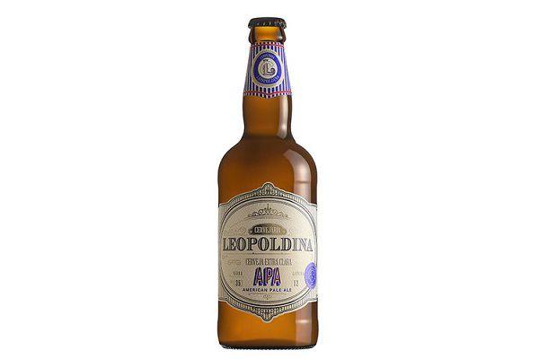 Cerveja Leopoldina American Pale Ale 500 ml