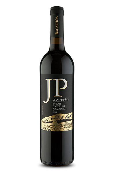 Vinho Português JP Azeitão Tinto 750 ml