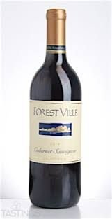 Vinho Tinto Califórnia Forest Ville Cabernet Sauvignon 750 ml