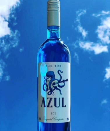 Vinho Casa Motter Azul ICE 750 ml