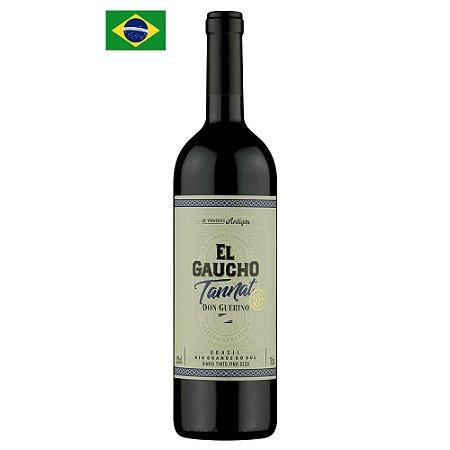 Vinho Tinto Don Guerino El Gaucho Tannat 750 ml