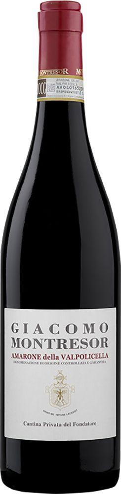 Vinho Tinto Italiano Giacomo Montresor Amarone Della Valpolicella 750 ml