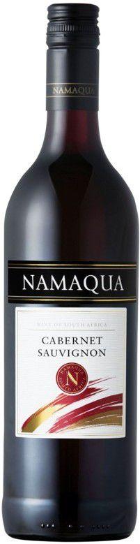 Vinho Tinto Africano Namaqua Cabernet Sauvignon 750 ml