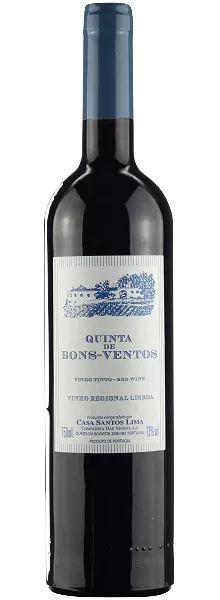 Vinho Português Quinta de Bons-Ventos Tinto 750 ml