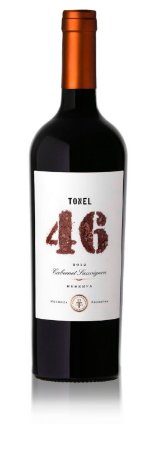 Vinho Tinto Argentino Tonel 46 Cabernet Sauvignon 750 ml