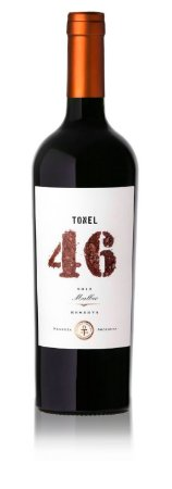 Vinho Tinto Argentino Tonel 46 Malbec 750 ml