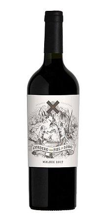 Vinho Tinto Argentino Cordero Con Piel de Lobo Malbec 750 ml