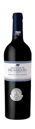 Vinho Tinto Português Herdade de São Miguel Colheita Selecionada 750 ml