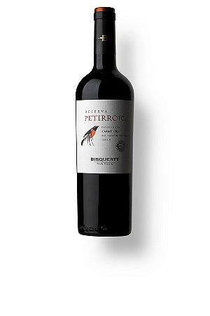 Vinho Tinto Chileno Bisquertt Petirrojo Reserva Carmenere 750 ml