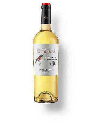 Vinho Branco Chileno Bisquertt Petirrojo Reserva Sauvignon Blanc 750 ml