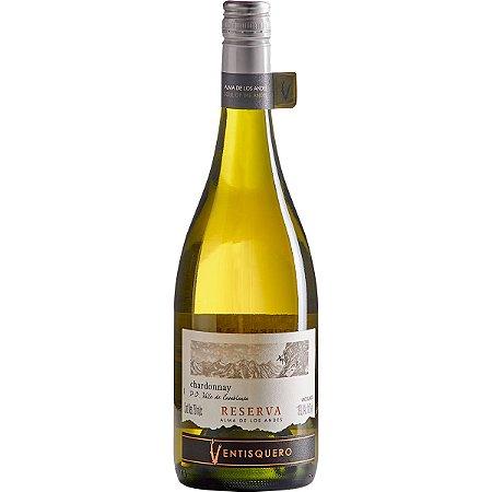 Vinho Chileno Ventisquero Reserva Casablanca Chardonnay 750ML