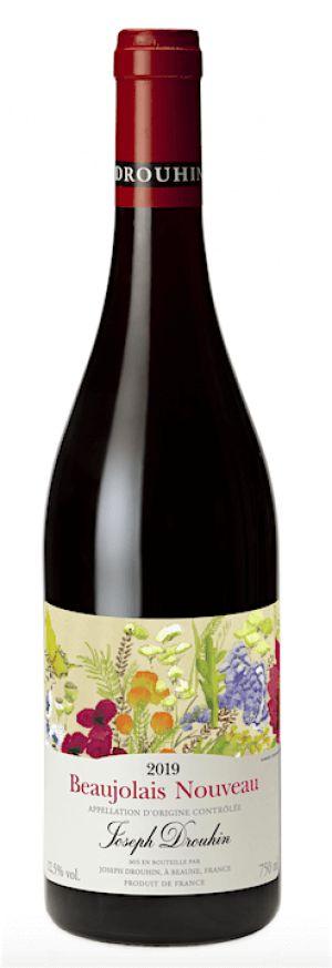 Vinho Tinto Francês Beaujolais Nouveau 750 ml