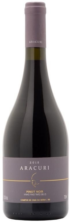 Vinho Tinto Aracuri Pinot Noir 750 ml