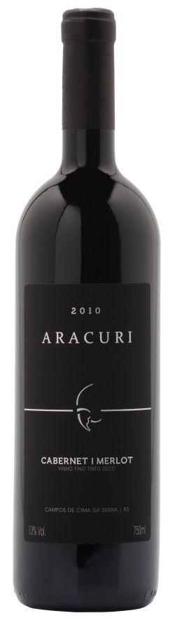 Vinho Tinto Aracuri Cabernet Merlot 750 ml
