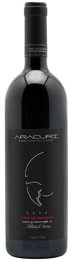 Vinho Tinto Aracuri Cabernet Sauvignon 750 ml