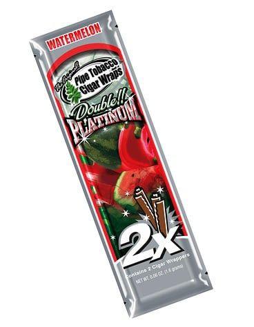 Blunt Wrap Double Platinum - Watermelon