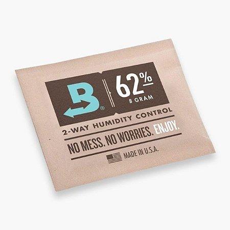 Controlador de Umidade Boveda 8g - 62%