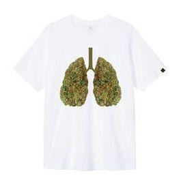 Camiseta 420 Friends Nug Lungs