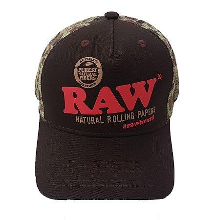 Boné Raw Brown