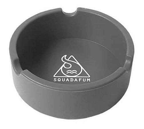 Cinzeiro de Silicone Squadafum 7cm Redondo