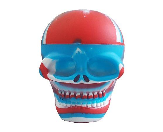 Reservatório de Silicone Skull 500ml