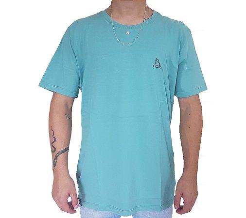 Camiseta Squadafum Logo Azul