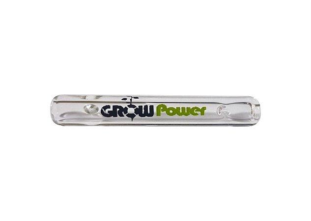 Piteira de Vidro Grow Power 4cm