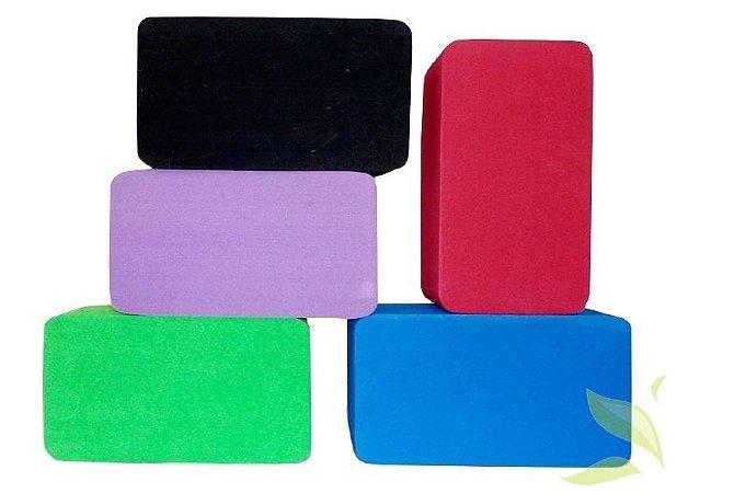 Bloco de Yoga - Várias cores- em Eva - Vitrine Zen