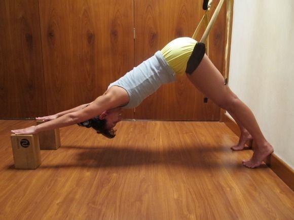 Kurunta - Cordas para Hatha Yoga - Cor Azul