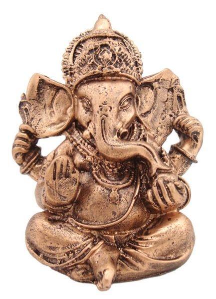 Estátua Ganesha  - O Deus da Prosperidade