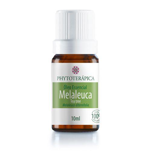 Óleo Essencial de Tea Tree - Melaleuca alternifólia 10 ml (Phytoterápica)