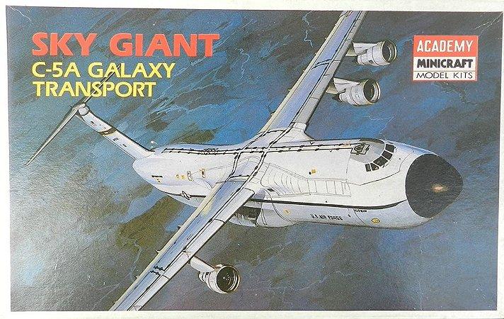C-5A Galaxy Transport - escala 1/480 - Academy/Minicraft