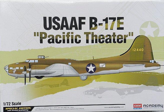 "USAAF B-17E ""Pacific Theater"" escala 1/72 Academy"