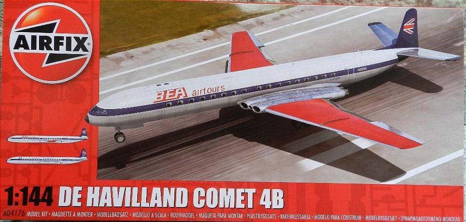 De Havilland Comet 4B - escala 1/144 - Airfix