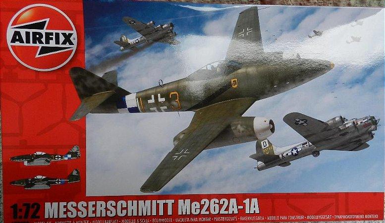 Messerschmitt Me262A-1A - escala 1/72 - Airfix