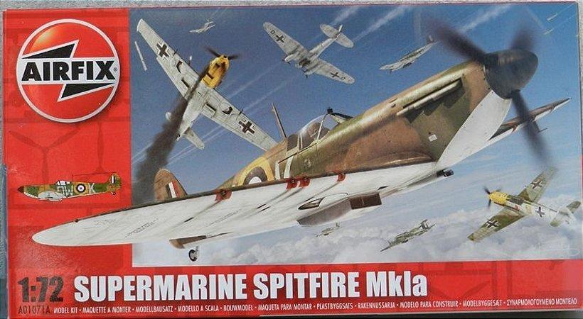 Supermarine Spitfire Mk1a - escala 1/72 - Airfix