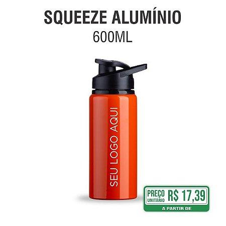 Squeeze Alumínio 600ml