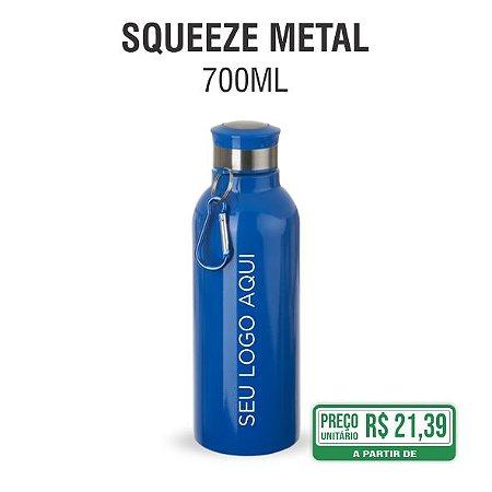 Squeeze Metal 700ml