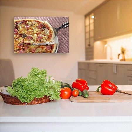 Quadro Decorativo - Pizza