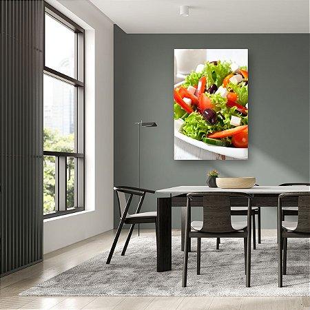 Quadro Decorativo - Salada Colorida
