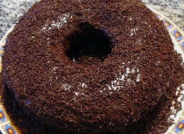 Item adicional - 1 Bolo de Chocolate com Cobertura de Brigadeiro