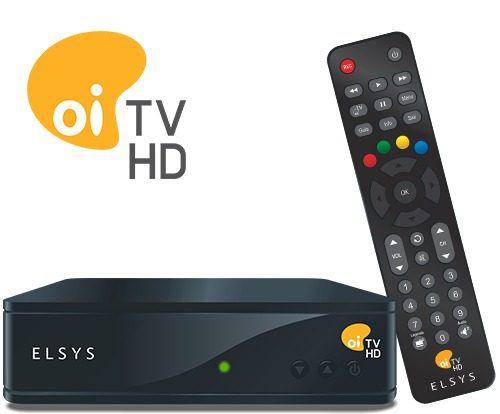Receptor para Antena Digital Oi Tv Livre HD - Sem mensalidade