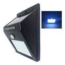 Luminária Led Solar