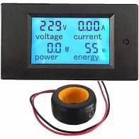 Medidor Wattimetro digital