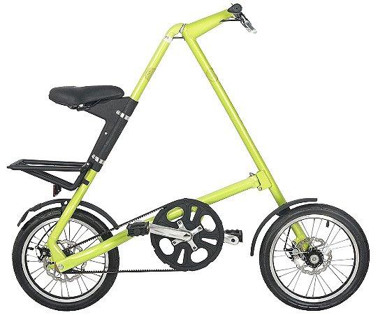 Bicicleta Dobravel Cicla - Estilo Design Praticidade (Verde)
