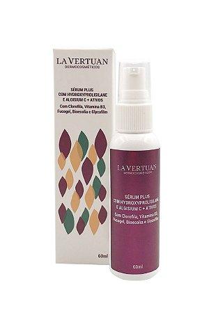 Sérum Plus com Hydroxyprolisilane e Algisium C + Ativos 60ml. Simplifique a sua rotina de cuidados com a pele!